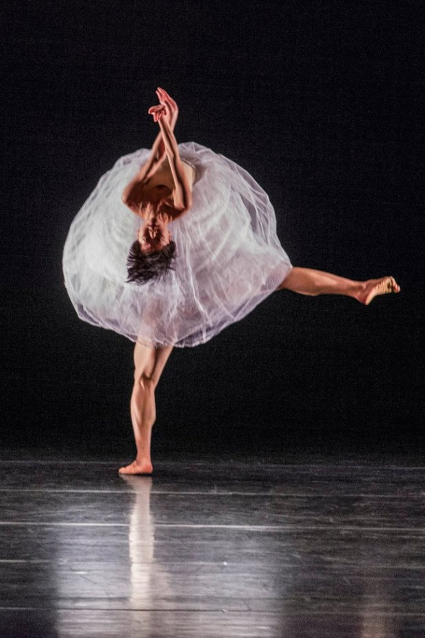 `Floating Flowers´se verá en el Certamen Coreográfico. © B.DANCE Co