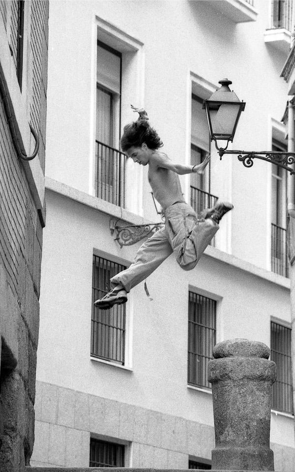 Madrid (2001). Aquí empezó todo © Elías Aguirre