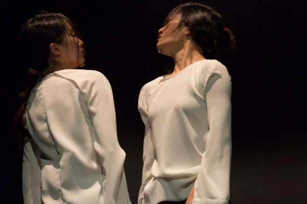 `Hello?´, de Lim Set Byeol (Corea del Sur). Premio del jurado en el certamen coreográfico. © Jesús Robisco
