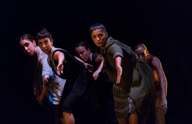 `Ómnira´, de Stella Ariadne Spyrou. Mención especial del jurado en el certamen coreográfico. © Jesús Robisco