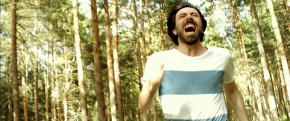 El actor Israel Elejalde en un momento de la película.